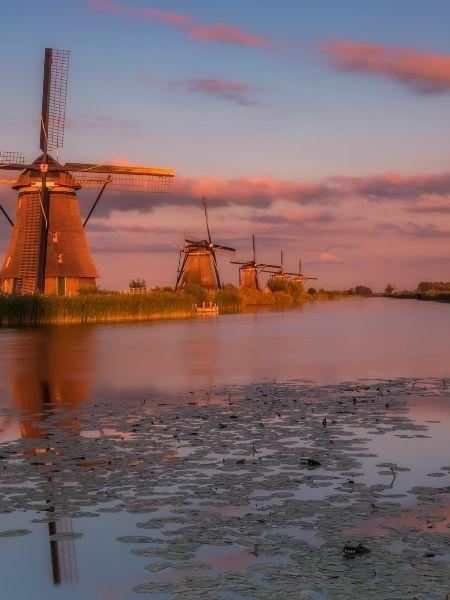 Tours Kinderdijk