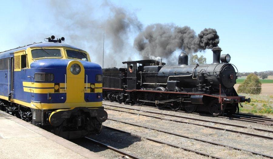 Train Cost Australia