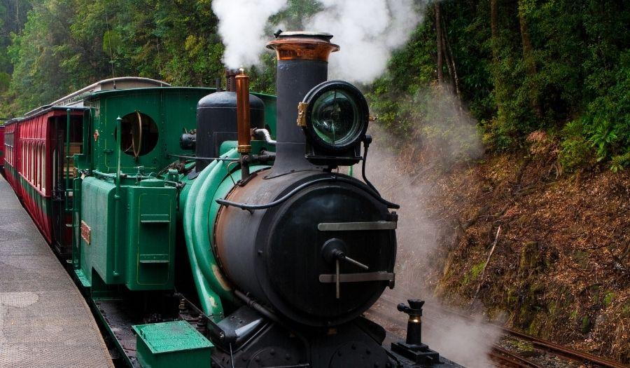 Train - Tasmania