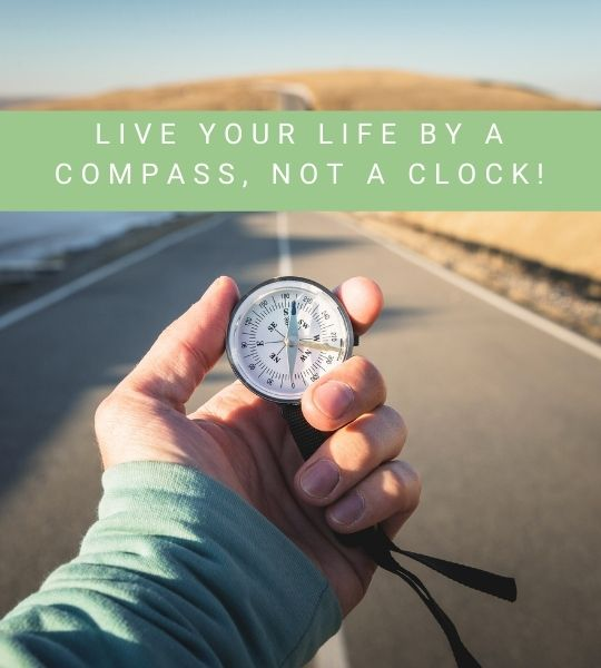 Travel Quotes Compass