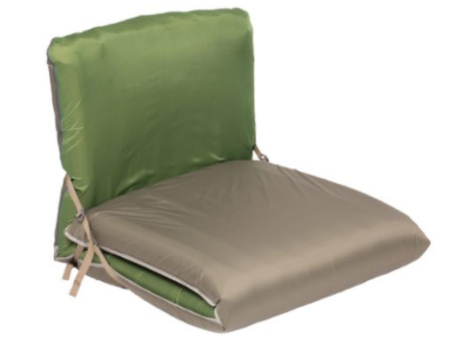 Ultralight backpacking chair Exped Chair Kit
