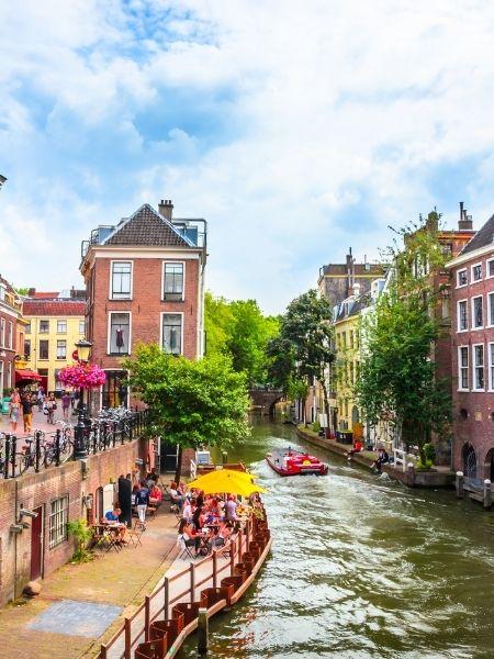 Utrecht - Road Trip Netherlands
