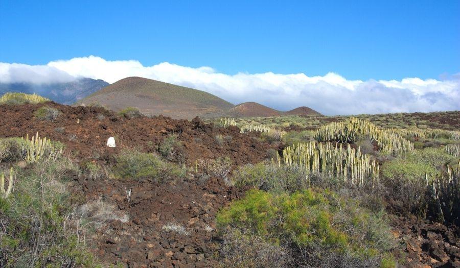 Ventanas de Güímar - Tenerife Hike