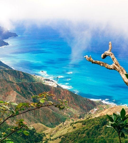 Viewpoint Tenerife hike