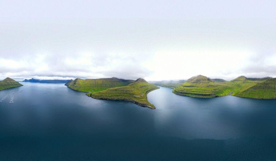 Villingadalsfjall - Hiking Faroe Islands