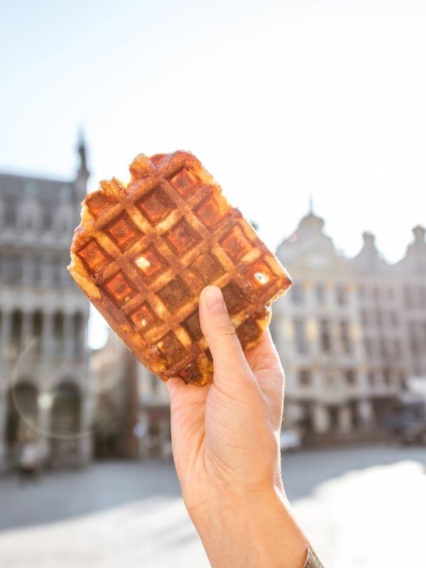 Waffle - Brussels