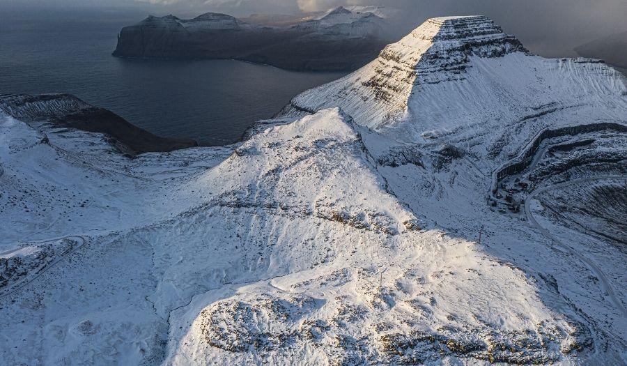 Winter Faroe Islands