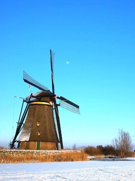 Winter the Netherlands