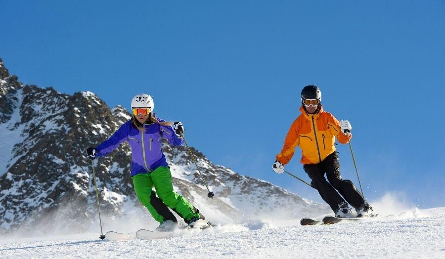 Wintersports Spain