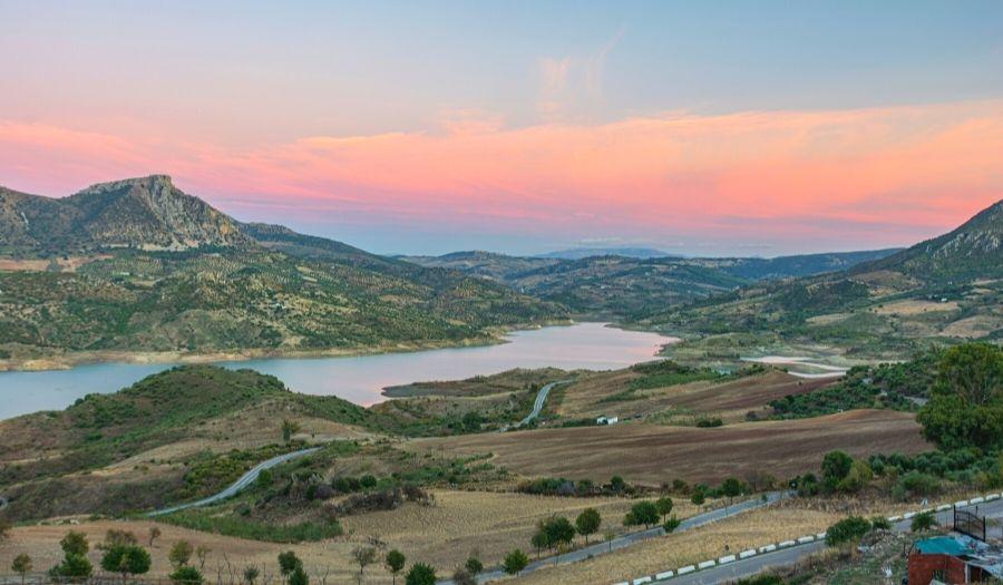 sierra de grazalema - Spain Mountains