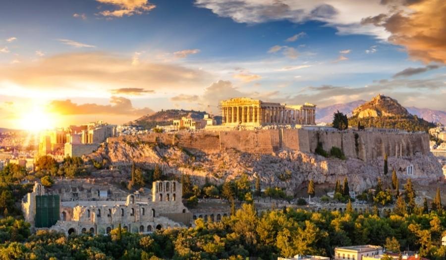 Acropolis Greece City Athens