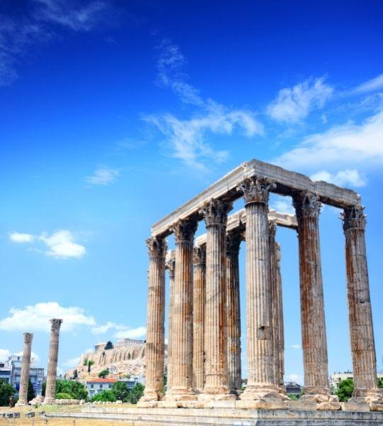 Ancient Agora Athens Greece