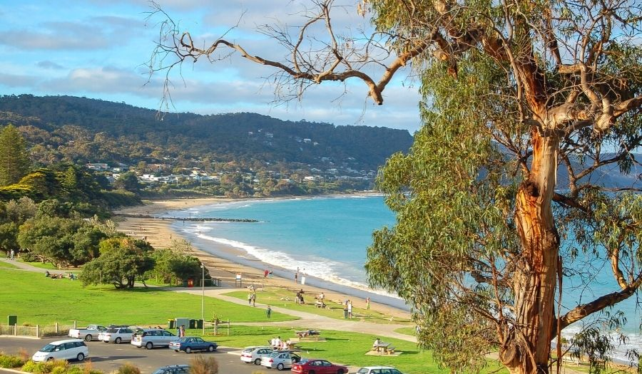 Australia Lorne - Australia Great Ocean Road