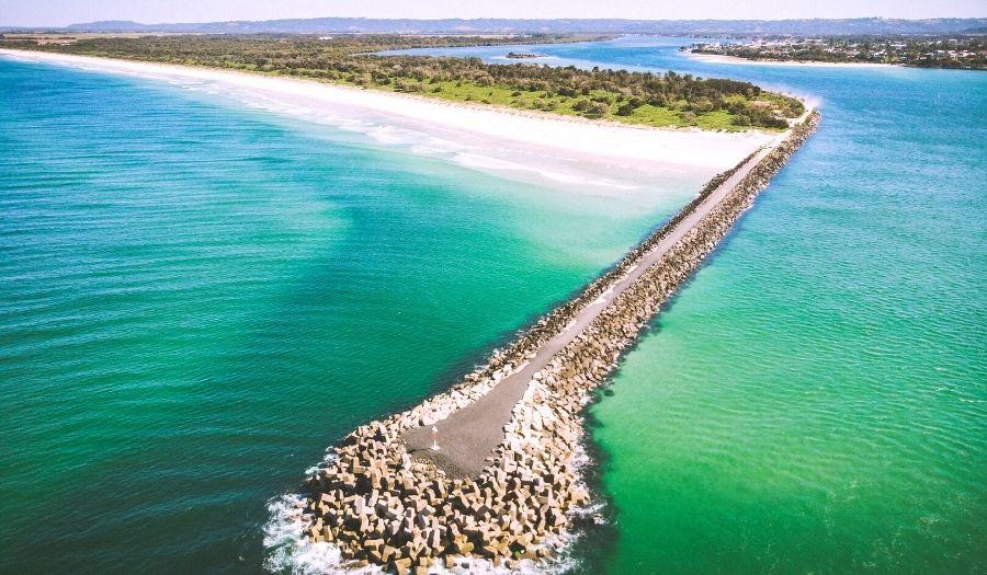 Ballina - Australia Brisbane to Sydney Road Trip