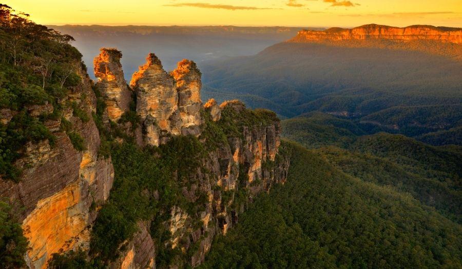 Blue Mountains - Sydney Brisbane