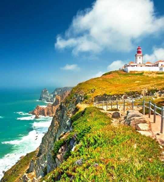 Cabo da Roca - Azenhas do Mar Hiking Portugal