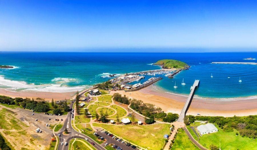 Coffs Harbour - Brisbane Sydney Australia Road Trip