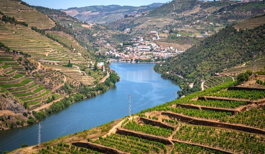 Douro Valley - Portugal Biking