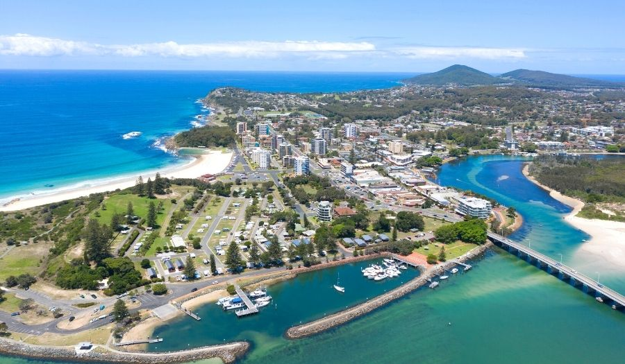 Forster Australia - Sydney Brisbane