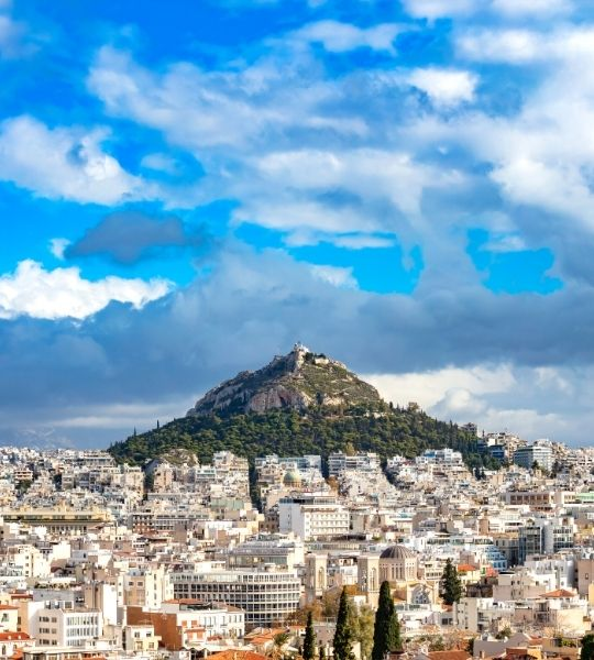 Greece Hill Athens