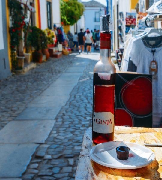 Lisbon - Ginja de Alfama