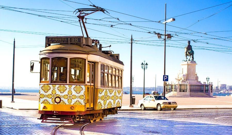 Lisbon Things to do Tram 28