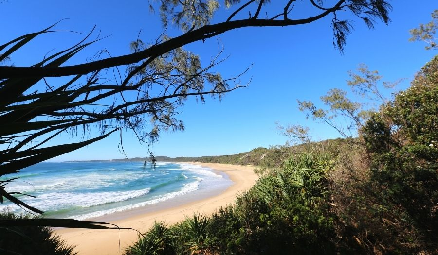 Minnie Water - Brisbane Sydney Australia