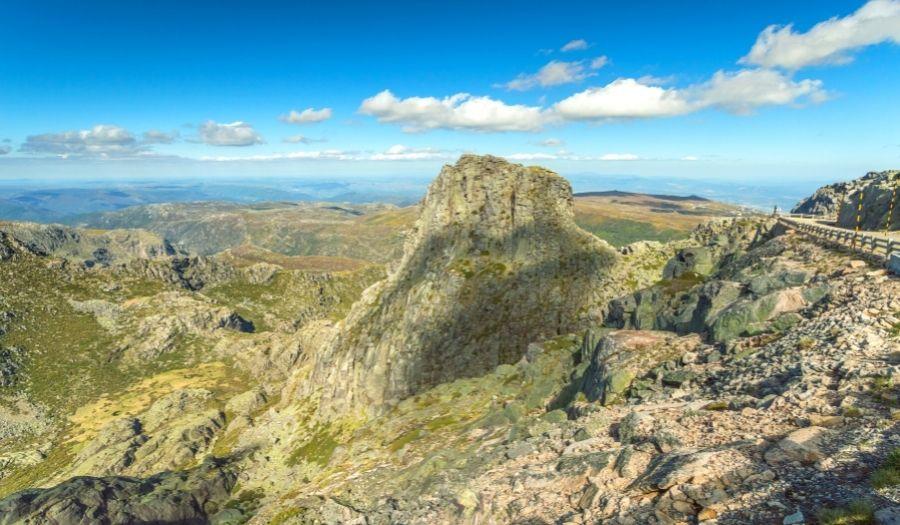 Mountain Top Serra da Estrela Portugal