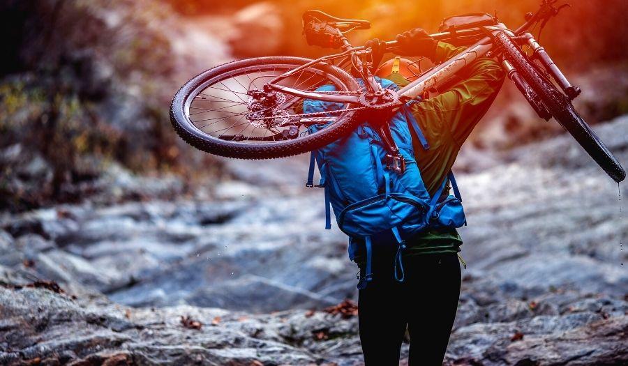 Mountainbike Serra da Estrela Portugal