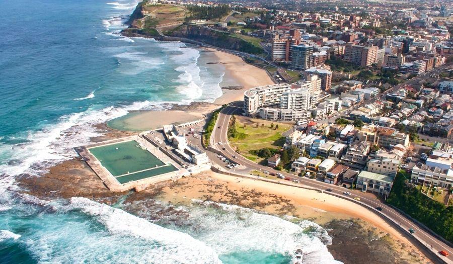 Newcastle Australia - Sydney Brisbane