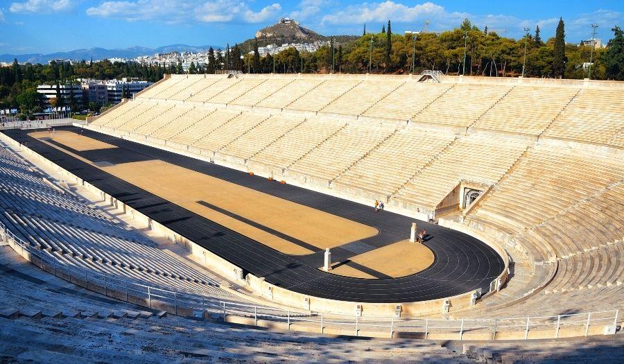 Panathenaic Stadium - Athens Greece