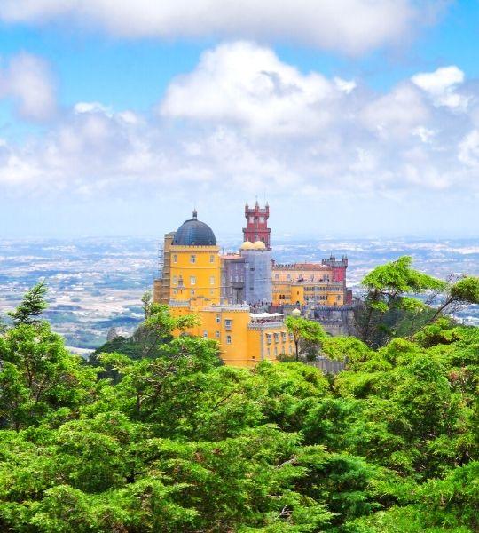 Portugal Hiking - Sintra