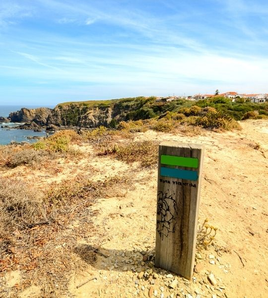 Rota Vicentina hike Portugal