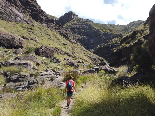 Spain Hiking Trails GR131