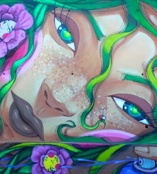 Street Art Lisbon Portugal