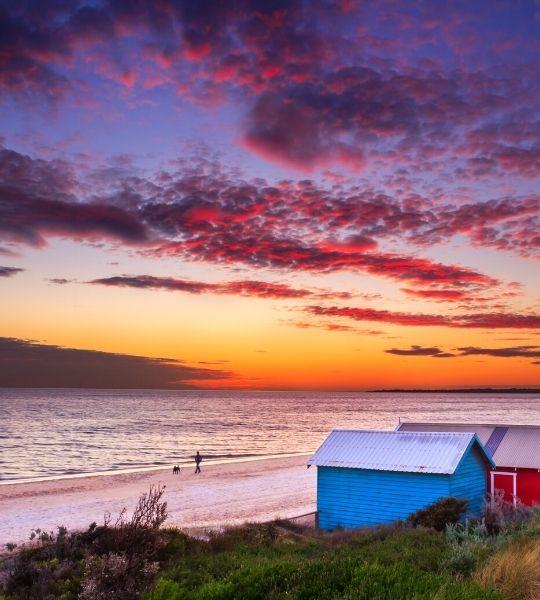 Sunset Victoria Australia