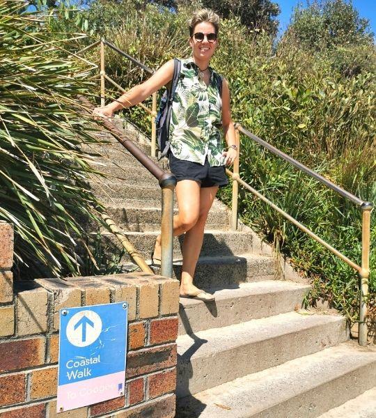 Sydney Australia - Bondi to Coogee Coastal Walk
