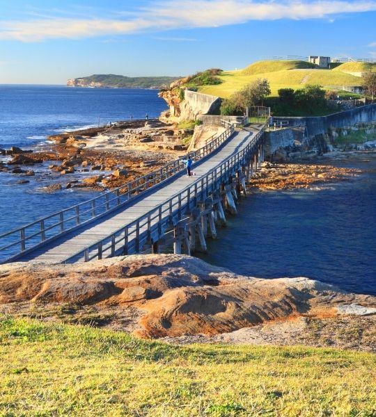 Sydney - Botany Bay Coastal Walk