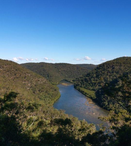 Sydney Wolli Creek Walking Track
