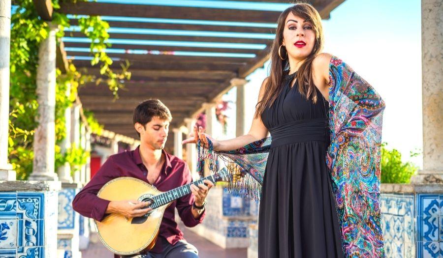 Traditional Fado Music- Lisbon Portugal