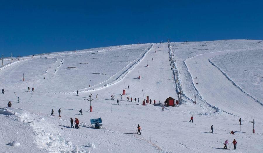 Wintersport Serra da Estrela Portugal