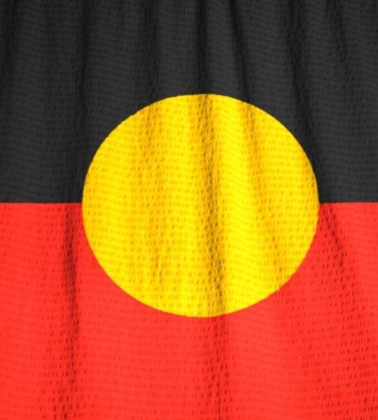 Aboriginal Flag Australia