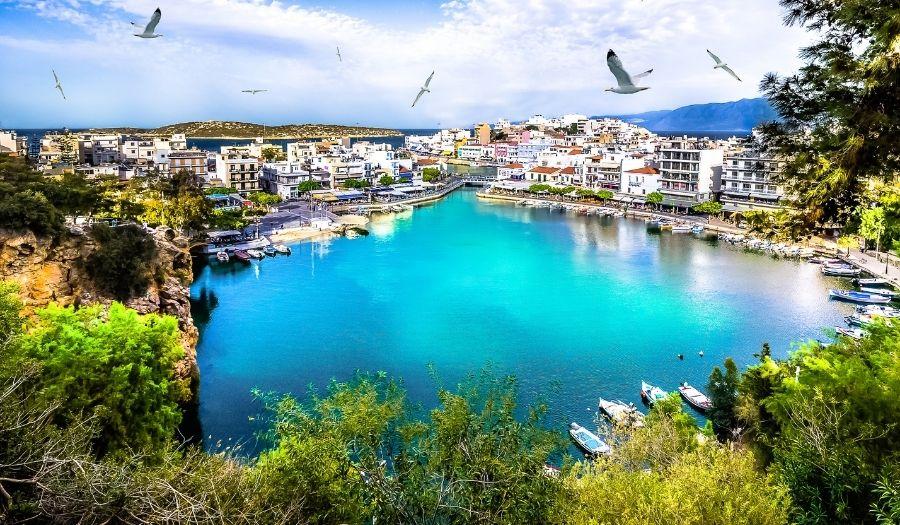 Agios Nikolaos Cycle Route - Greece Cycling