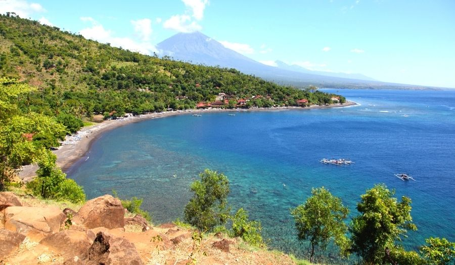 Amed Bay Bali