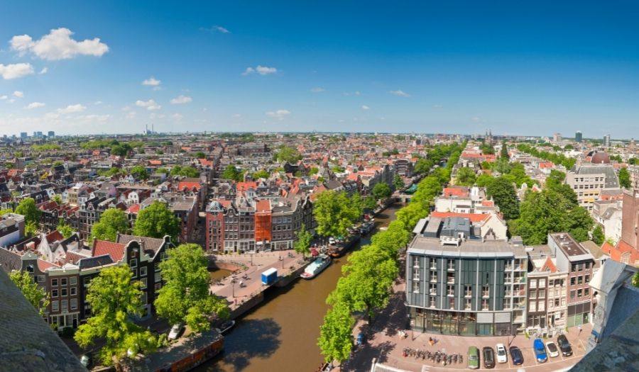 Anne Frank House Amsterdam Walking Tour