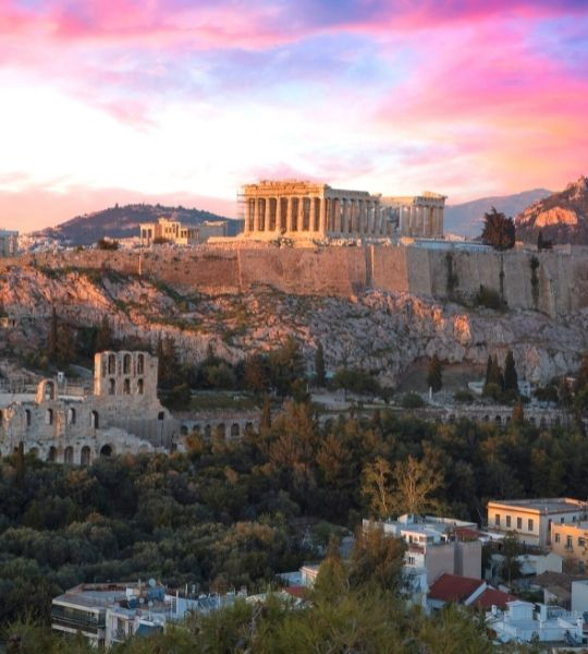 Athens Hike