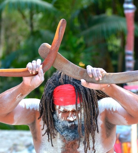 Things to do in Brisbane: Aboriginal Australia