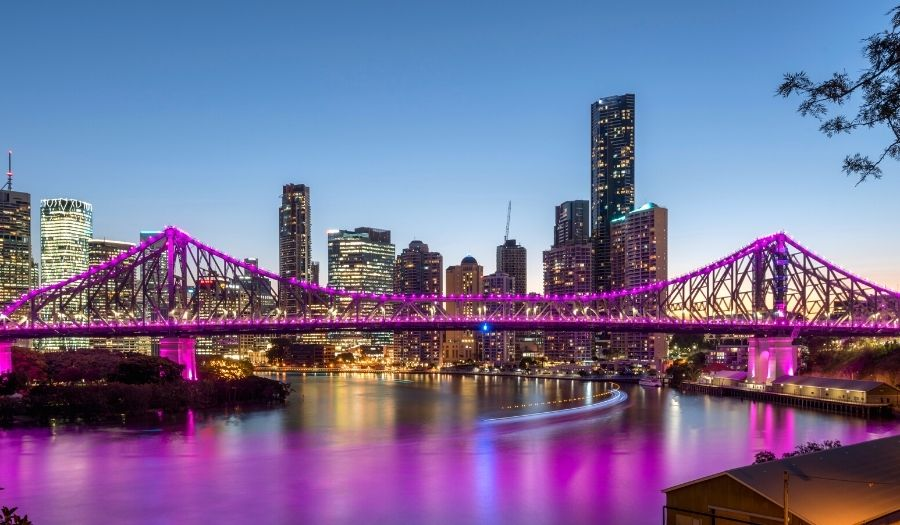 Brisbane River Australia