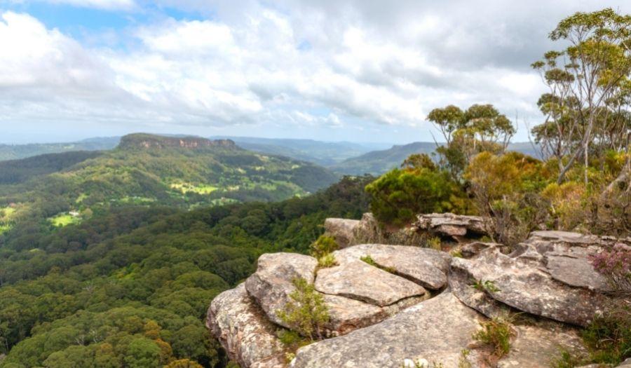 Budderoo National Park Australia