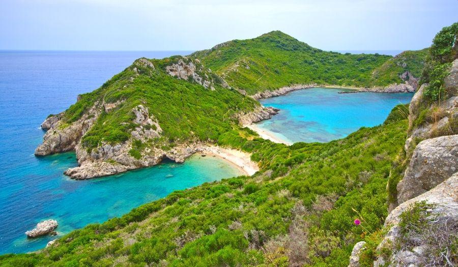 Corfu Greece Island Hopping